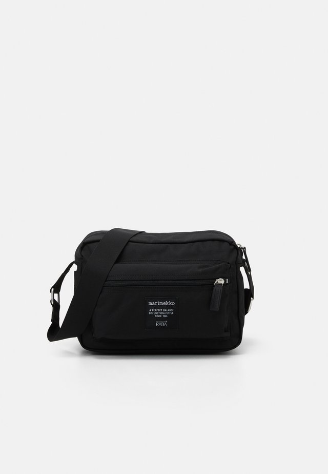 MY THINGS BAG - Umhängetasche - black