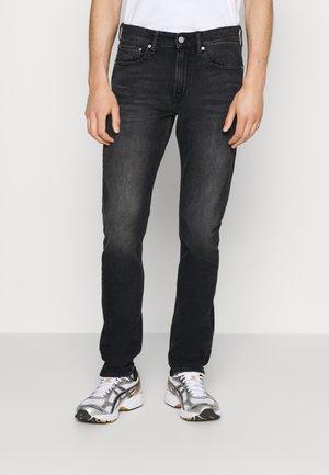 SLIM  - Jeans Tapered Fit - black