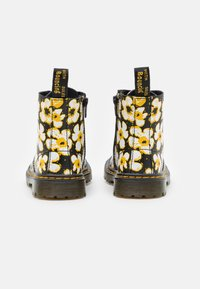 Dr. Martens - 1460 PASCAL - Veterboots - black/yellow fayre/lamper - 2