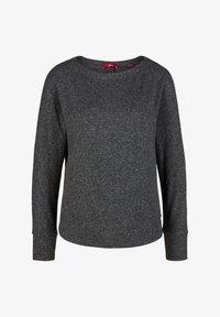 s.Oliver - Long sleeved top - dark grey - 6