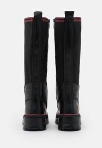 Timberland - MALYNN TALL BOOT WP - Boots - black - 3