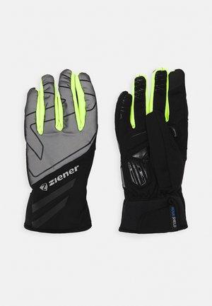 DALY TOUCH BIKE GLOVE UNISEX - Gloves - poison yellow