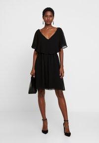 NAF NAF - LAZALE - Koktejlové šaty/ šaty na párty - noir - 2