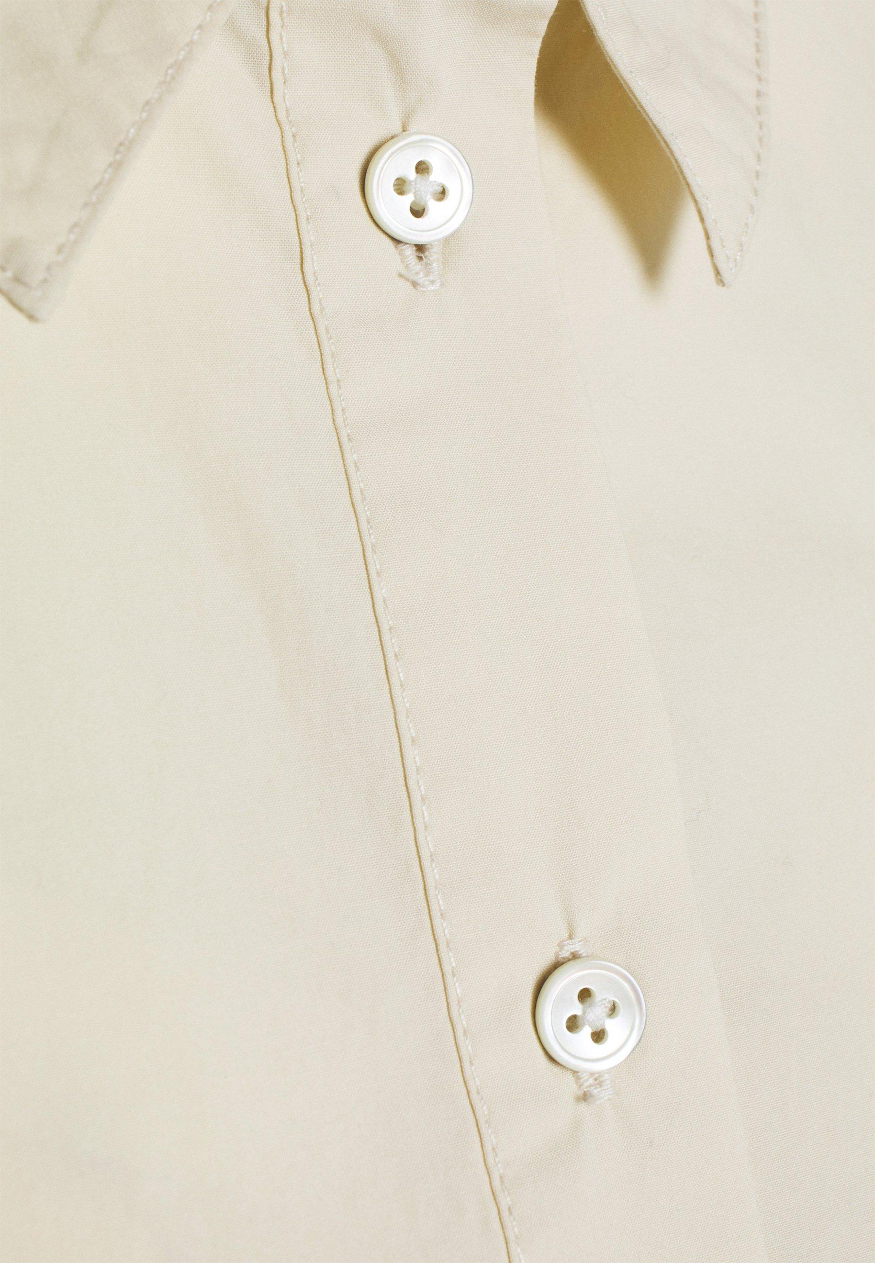 Women DRESS FLARED STYLE - Shirt dress