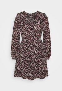 ONLROSA DRESS - Denní šaty - black/rose