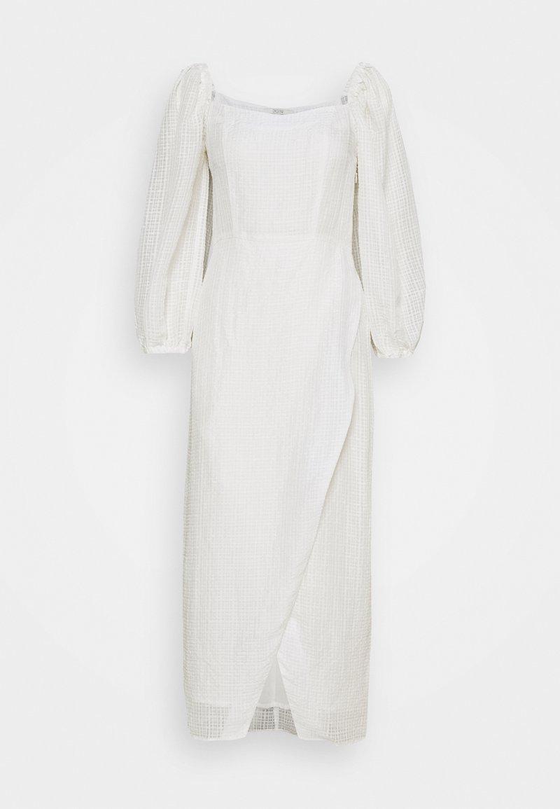 House of Dagmar - SIERRA - Maxi dress - white