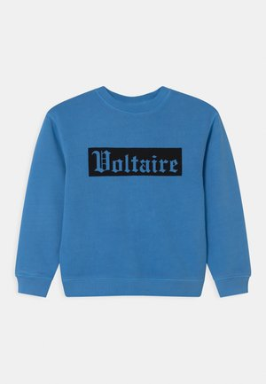 Sweatshirt - bleu marin
