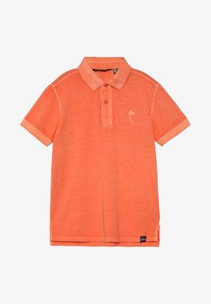 PALM - Polo shirt - orange