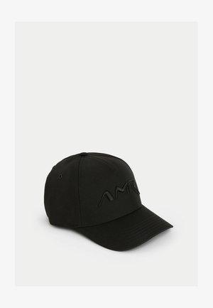 TWILL RAISED - Cap - black