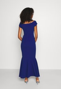 WAL G. - PLEATED HEM DRESS - Suknia balowa - electric blue - 2