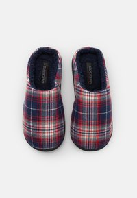 Dockers by Gerli - Slippers - black/red - 5