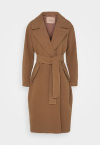 TWINSET - Klasický kabát - cammello - 0