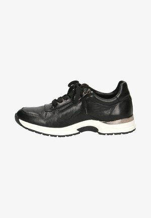 SNEAKER - Sneakers laag - black soft nap