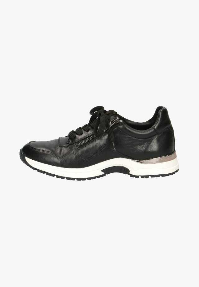 SNEAKER - Sneakers laag - black soft nap
