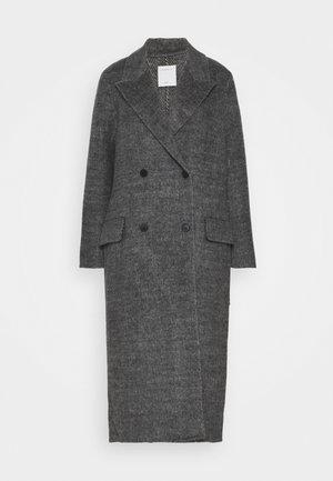 JUNO - Classic coat - gris mélangé