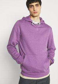 Pier One - Hoodie - purple - 3