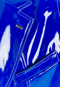 GCDS - STITCHED COAT - Classic coat - diva blue - 2