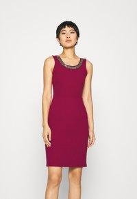 Anna Field - Koktejlové šaty/ šaty na párty - pink - 0