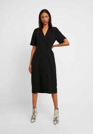 MERCI DRESS - Shirt dress - black