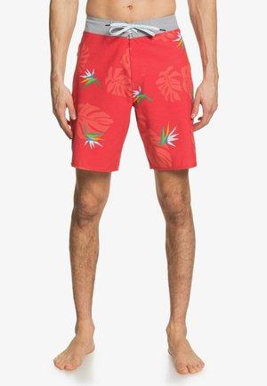 HIGHLINE PARADISE  - Swimming shorts - hibiscus