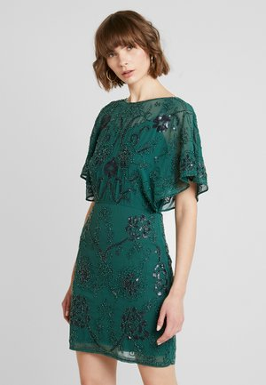 Cocktail dress / Party dress - fir green