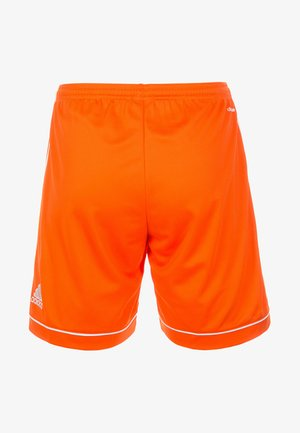 SQUADRA CLIMALITE FOOTBALL 1/4 SHORTS - Korte broeken - orange/weiß