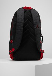 Jordan - RETRO 13 PACK - Rucksack - black/gym red - 2