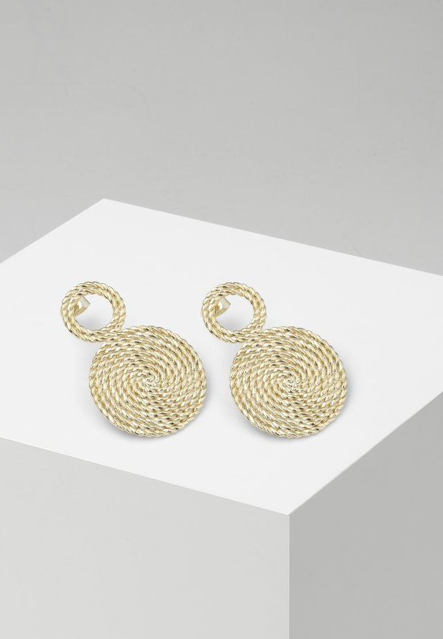 CLARI - Boucles d'oreilles - gold-coloured