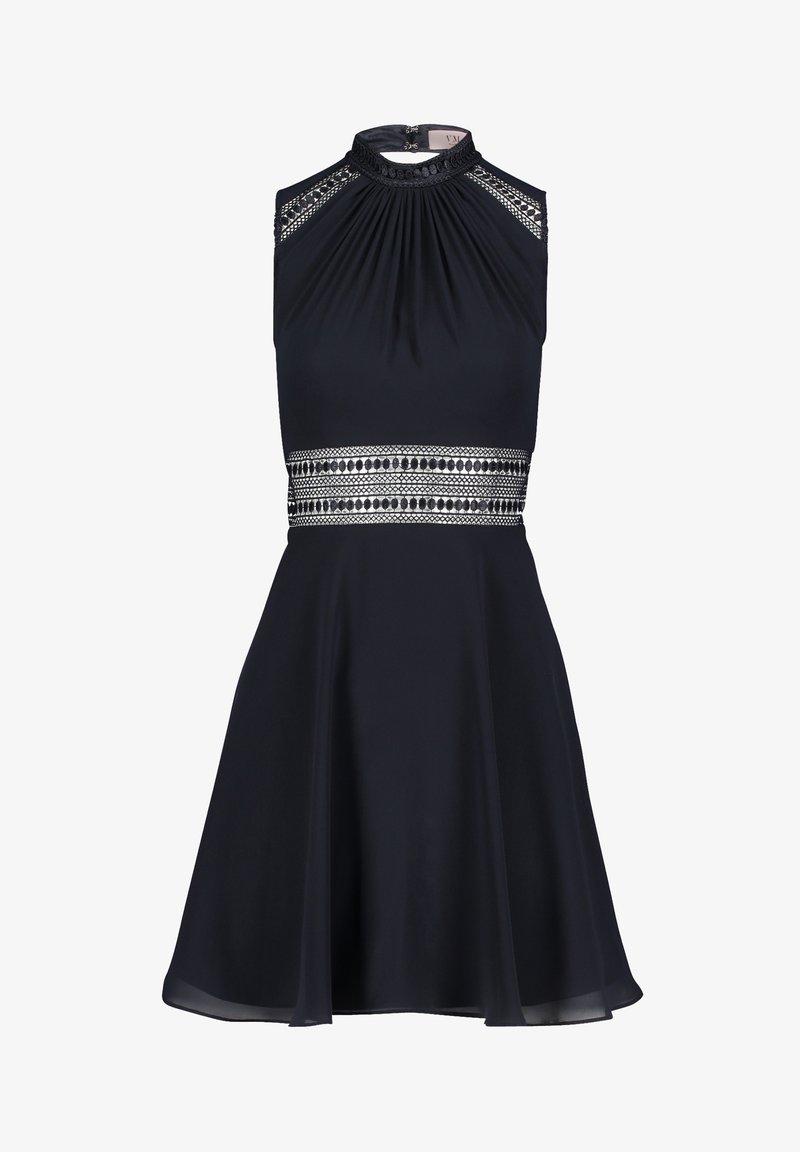 Vera Mont - MIT SPITZENEINSATZ - Cocktail dress / Party dress - night sky