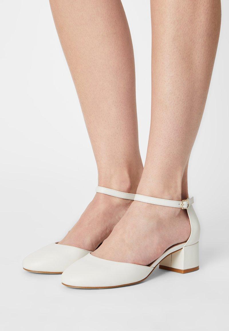 Anna Field - LEATHER - Zapatos de novia - white