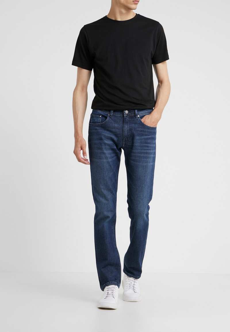 KARL LAGERFELD - Slim fit jeans - blue denim