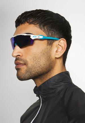 RADAR PATH UNISEX - Sportbrille - white/sapphire