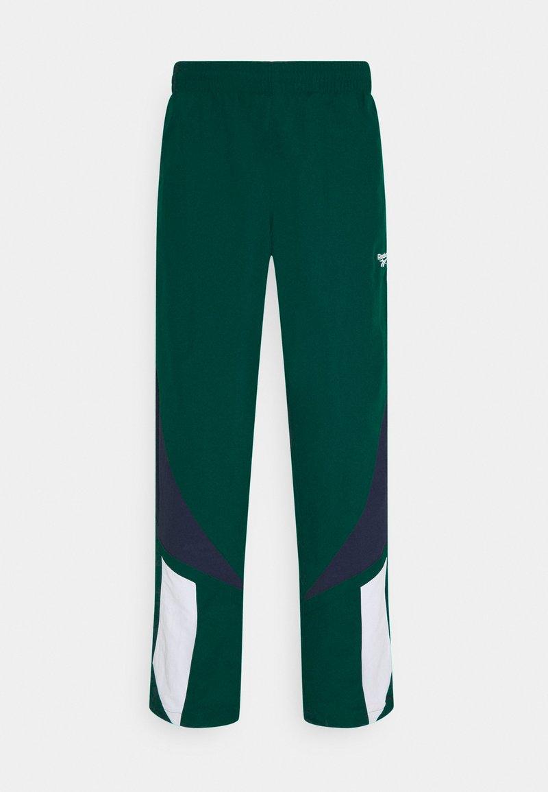 Reebok Classic - TWIN VECTOR  - Pantaloni sportivi - forgrn