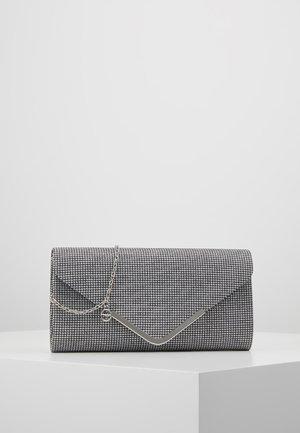 BRIANNA BAG - Clutch - silver