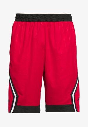 DIAMOND - Shortsit - gym red/black