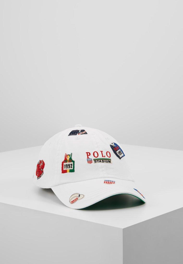 Polo Ralph Lauren - CLASSIC SPORT CAP - Cap - pure white