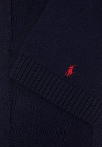 Polo Ralph Lauren - APPAREL ACCESSORIES SCARF UNISEX - Šála - navy - 2
