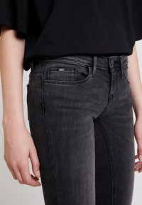 ONLY - ONLCORAL - Jeans Skinny Fit - dark grey denim - 3