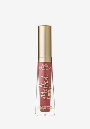 MELTED MATTE LIQUIFIED MATTE LONG WEAR LIPSTICK - Liquid lipstick - strawberry hill