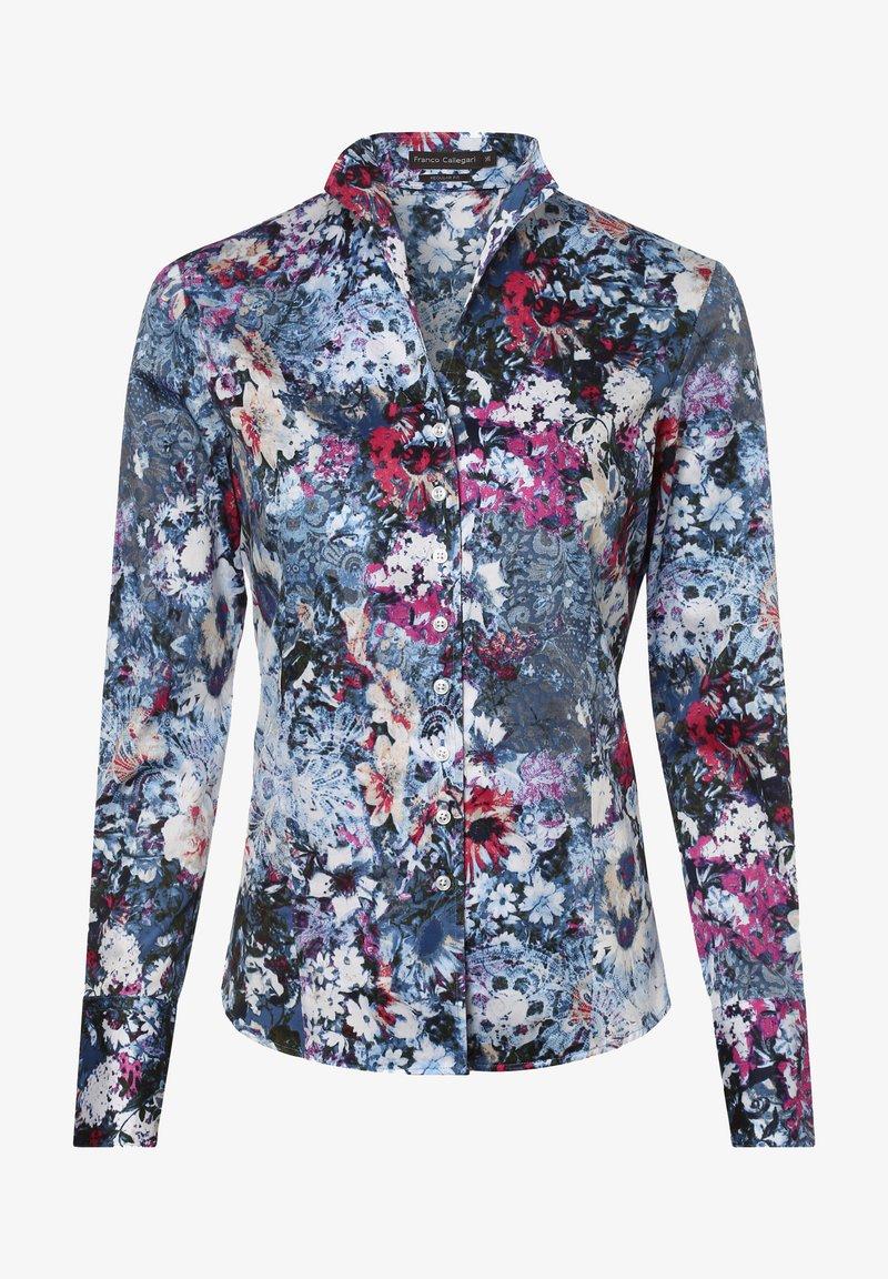Franco Callegari - Shirt - denim pink
