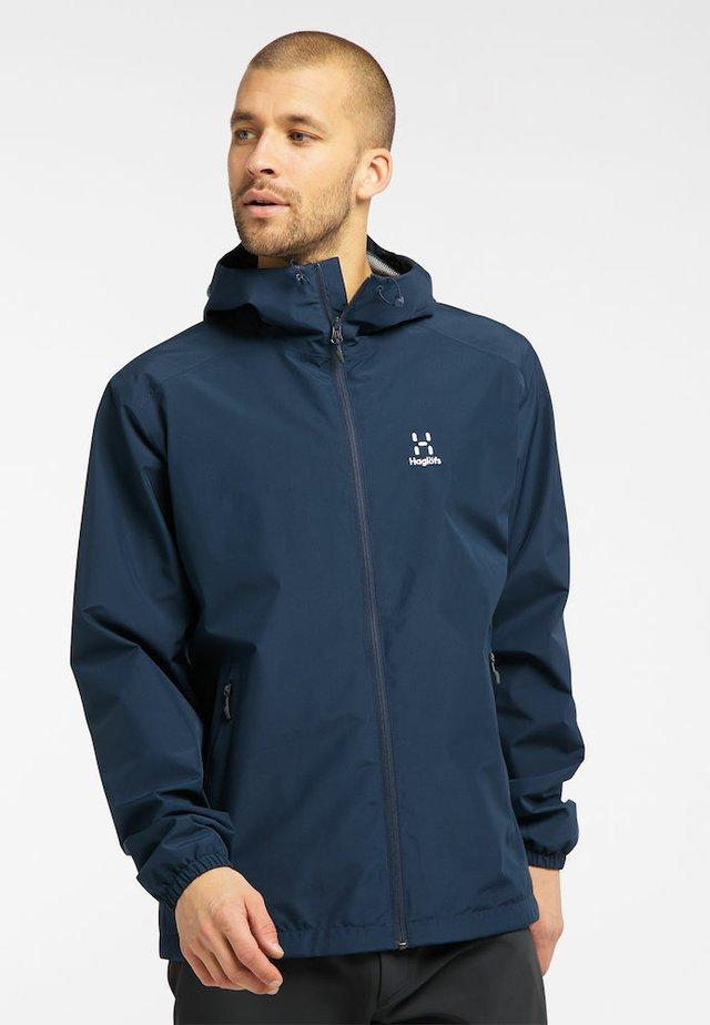 BETULA GTX JACKET - Hardshell jacket - tarn blue
