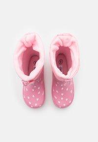 Chipmunks - SWAN - Gummistøvler - pink - 3