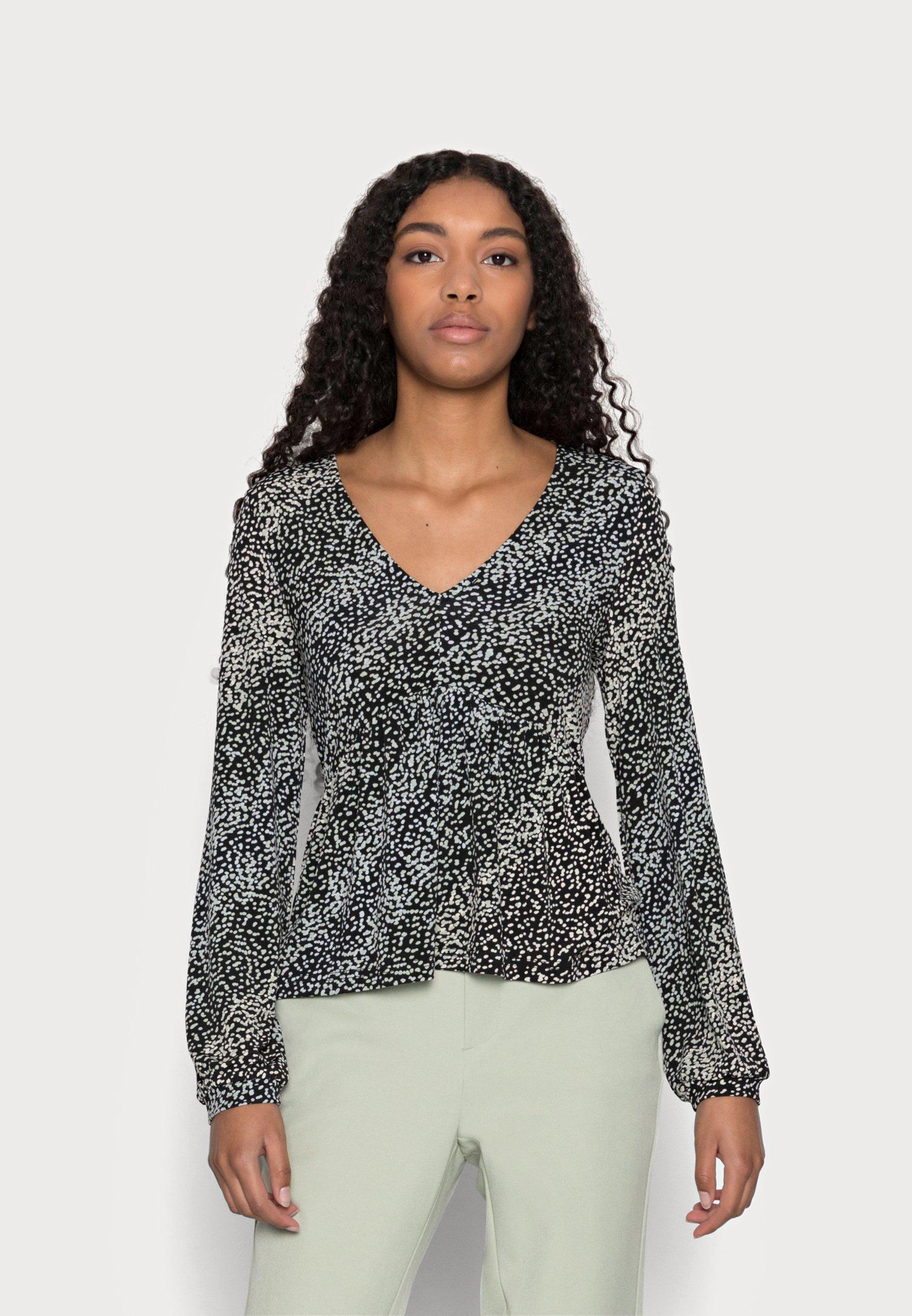 Women VMBIBI  - Long sleeved top