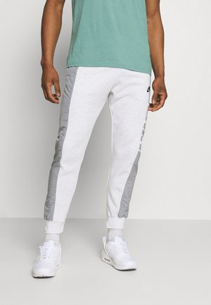Pantaloni sportivi - birch heather/particle grey/particle grey/black
