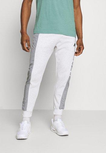 Pantaloni sportivi - birch heather/particle grey/particle grey/black