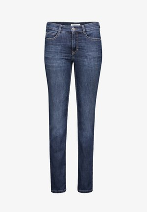 ANGELA - Slim fit jeans - blue