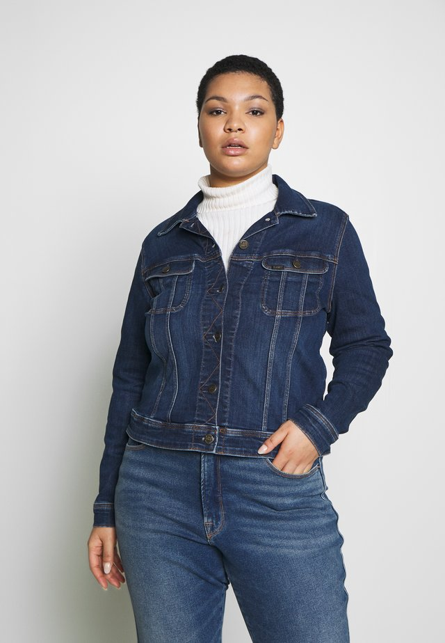 Denim jacket - mid blue