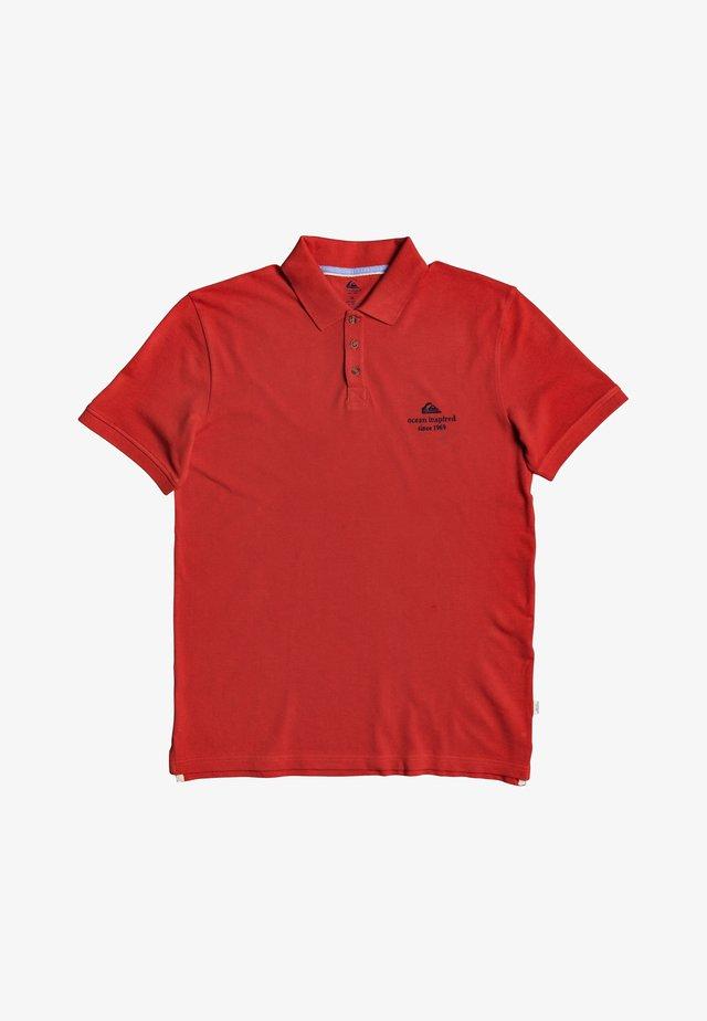 LOIA - Polo shirt - baked apple