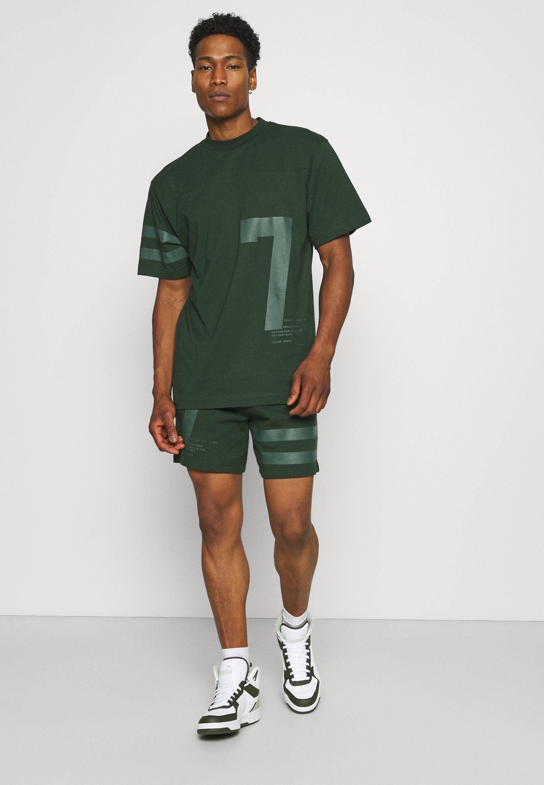 Uomo SET UNISEX - T-shirt con stampa