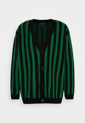 VERTICAL - Strikjakke /Cardigans - green